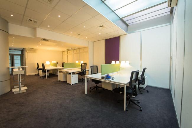 Bureaux Open-space La Défense